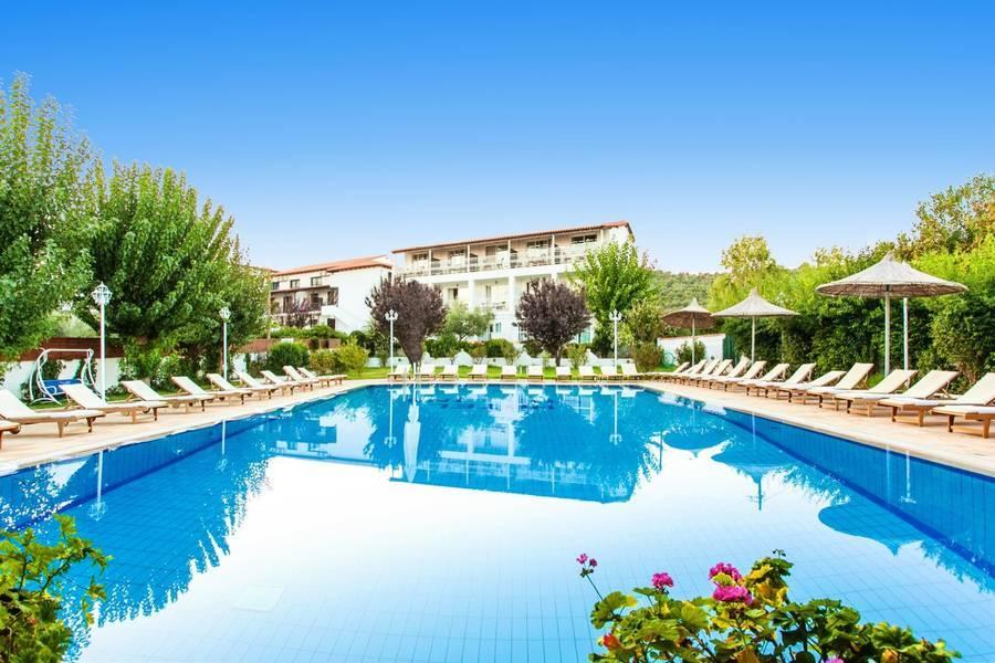 Holidays at Stellina Hotel in Skiathos Town, Skiathos