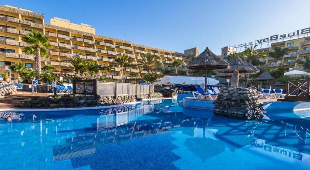 Holidays at Bluebay Beach Club in Bahia Feliz, Gran Canaria