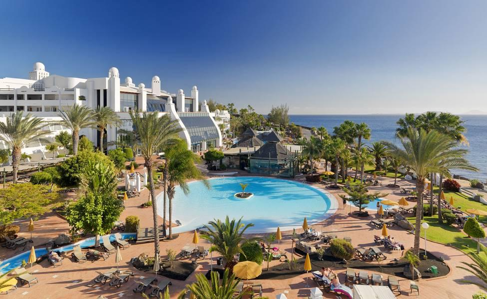 Holidays at H10 Timanfaya Palace Hotel in Playa Blanca, Lanzarote