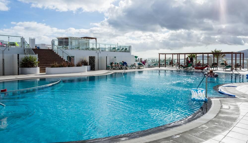 Holidays at Blue Sea Los Fiscos Aparthotel in Puerto del Carmen, Lanzarote