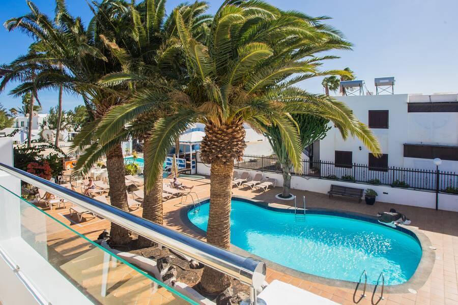 Holidays at Los Tulipanes Apartments in Puerto del Carmen, Lanzarote