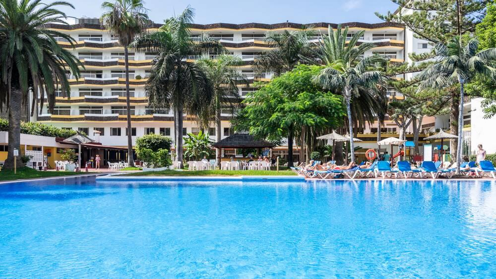 Blue sea puerto resort hotel puerto de la cruz tenerife canary islands book blue sea puerto - Hotel blue sea puerto resort tenerife ...