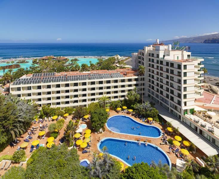 Holidays at H10 Tenerife Playa Hotel in Puerto de la Cruz, Tenerife