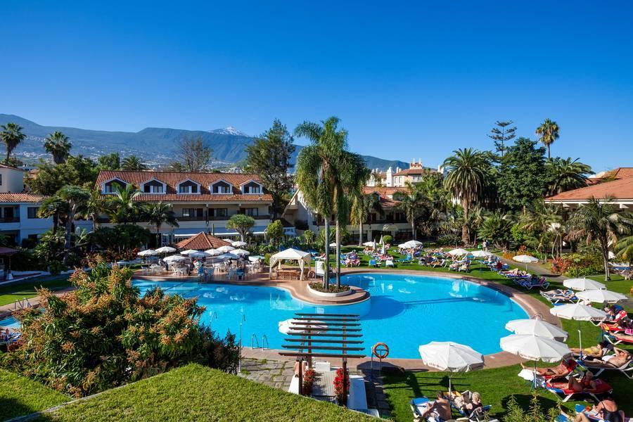 Holidays at Parque San Antonio Hotel in Puerto de la Cruz, Tenerife