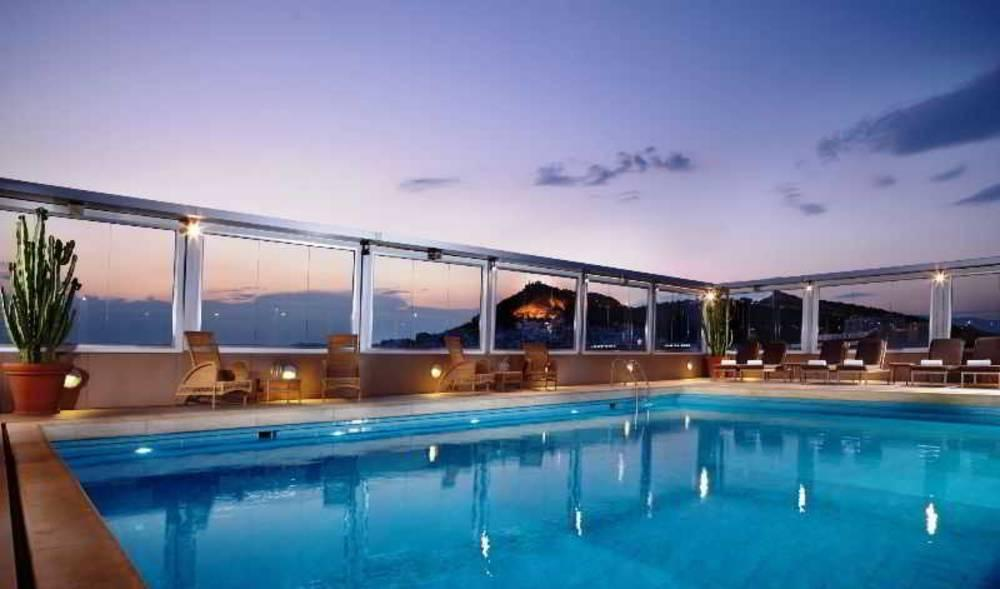 Holidays at Divani Caravel Hotel in Athens, Greece