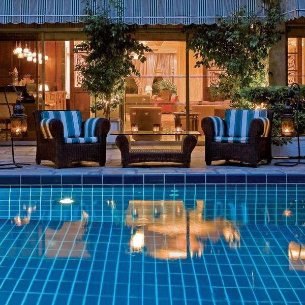 Holidays at Divani Palace Acropolis Hotel in Athens, Greece