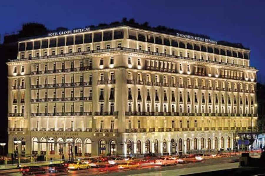 Holidays at Grande Bretagne Hotel in Athens, Greece