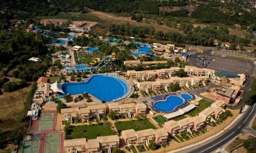 Aqualand Resort Hotel, Agios Ioannis Parelion, Corfu ...