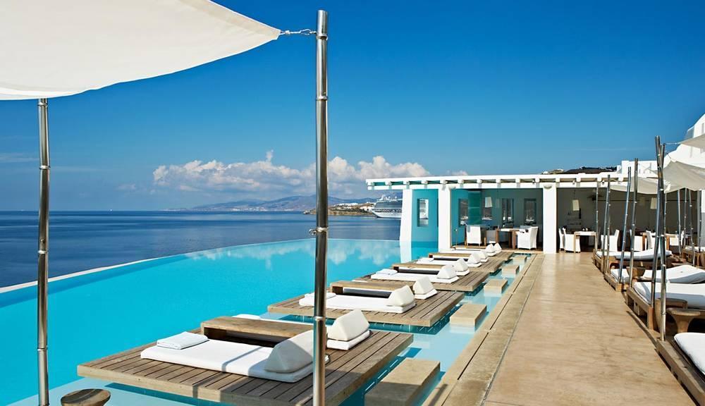 Holidays at Cavo Tagoo Hotel in Mykonos Town, Mykonos