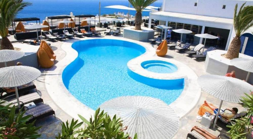 Holidays at Elysium Hotel in Mykonos Town, Mykonos