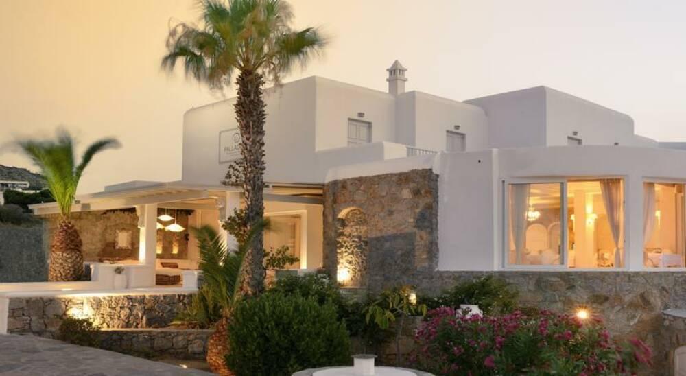 Holidays at Palladium Hotel in Plati Gialos, Mykonos