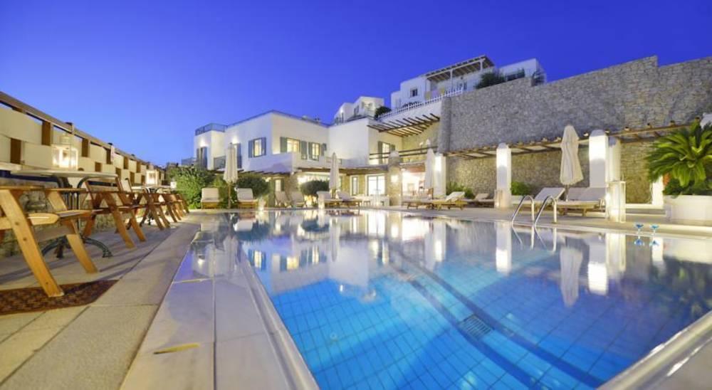 Holidays at Pelican Bay Art Hotel in Plati Gialos, Mykonos