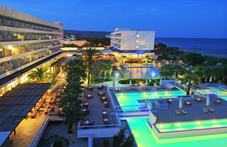 Holidays at Blue Sea Beach Resort Hotel in Faliraki, Rhodes