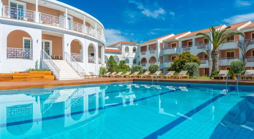 Holidays at Bitzaro Palace Hotel in Kalamaki, Zante