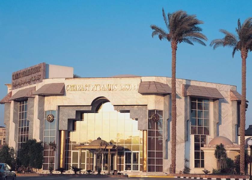 Holidays at Cataract Pyramid Resort in Cairo, Egypt