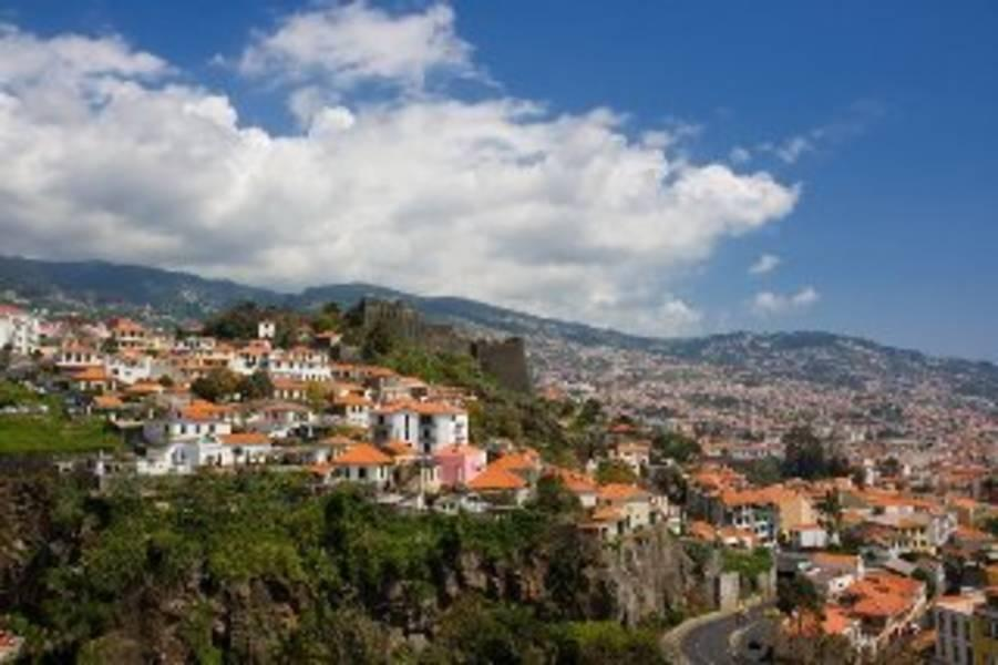 Holidays at Four Views Baia Hotel in Funchal, Madeira