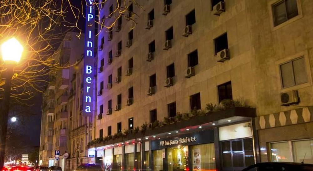 Holidays at VIP Inn Berna Hotel in Lisbon, Portugal