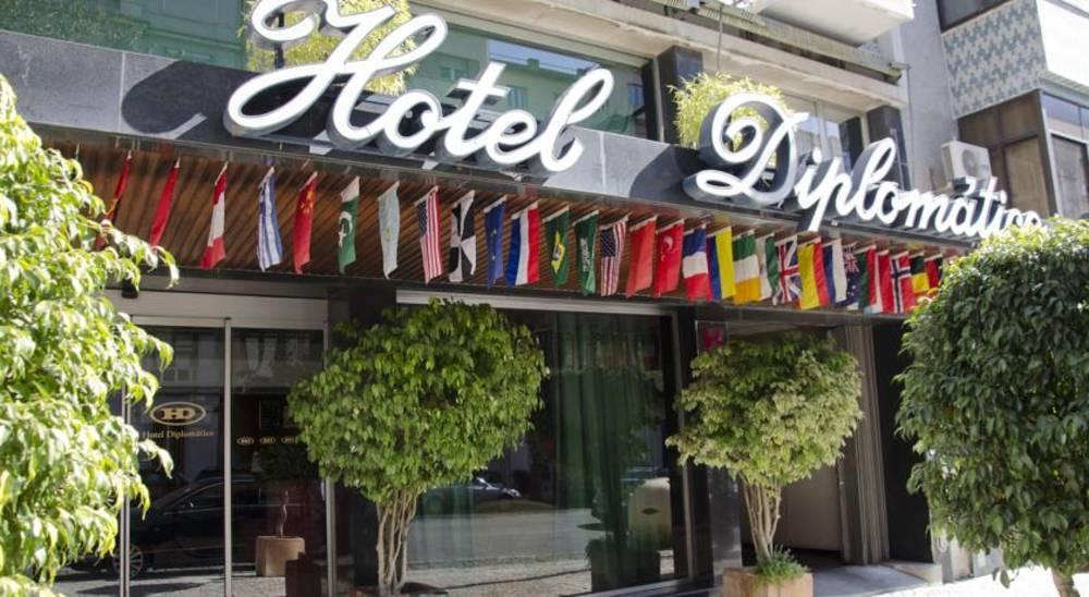 Holidays at VIP Executive Diplomatico Hotel in Lisbon, Portugal