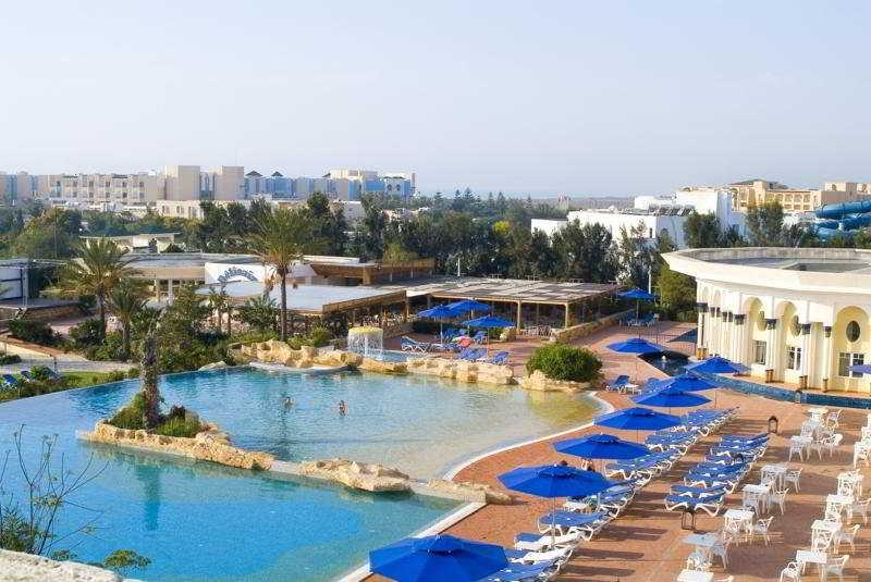 Holidays at Belisaire and Thalasso Hotel in Hammamet Yasmine, Tunisia