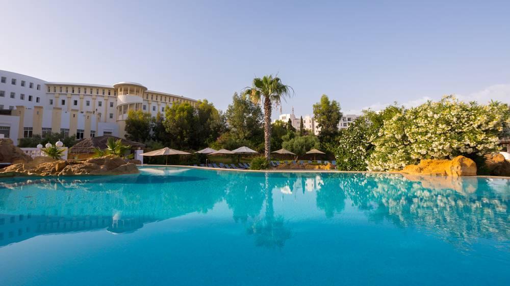 Holidays at Medina Solaria & Thalasso Hotel in Hammamet Yasmine, Tunisia