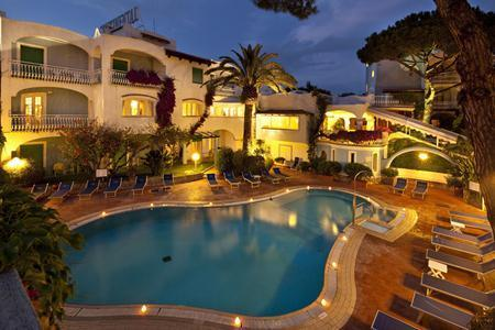 Holidays at Continental Terme Hotel in Ischia, Neapolitan Riviera