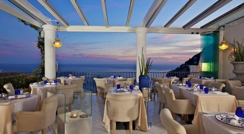Holidays at Villa Franca Hotel in Positano, Neapolitan Riviera