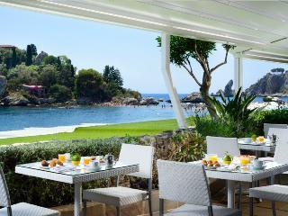 Holidays at La Plage Hotel in Letojanni, Sicily