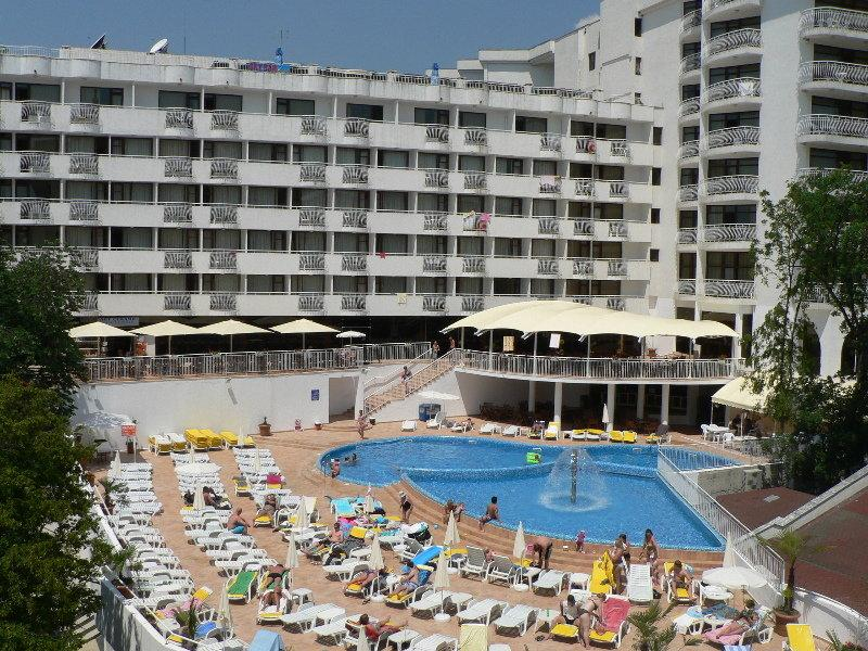 Holidays at Erma Hotel in Golden Sands, Bulgaria