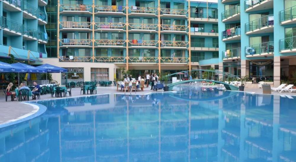 Holidays at Diamond Hotel in Sunny Beach, Bulgaria