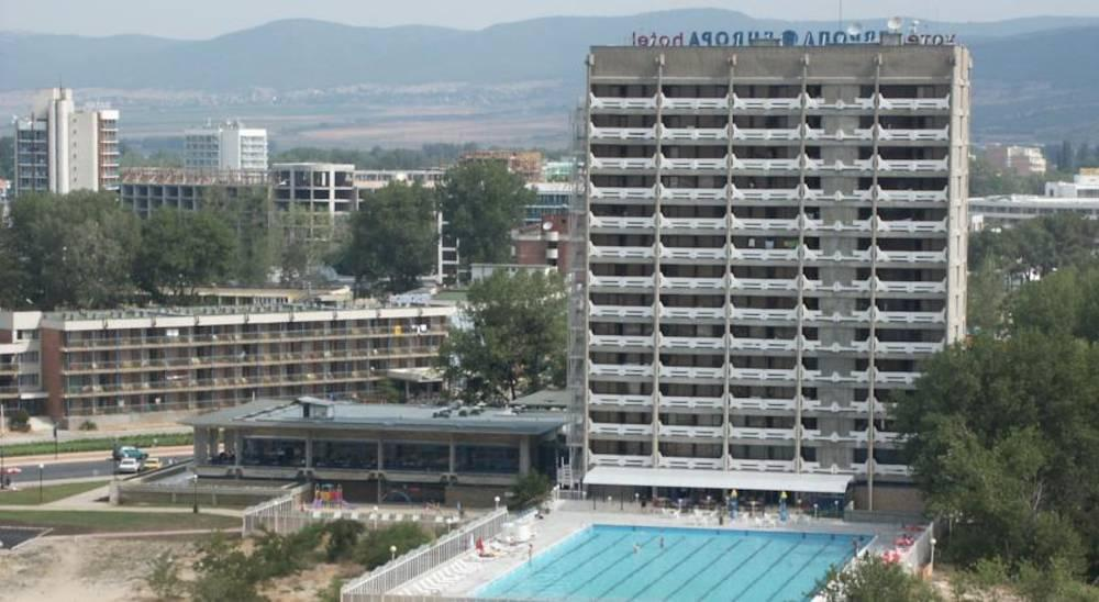 Holidays at Europa Beach Hotel in Sunny Beach, Bulgaria