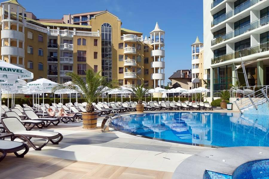 Holidays at Marvel Hotel in Sunny Beach, Bulgaria