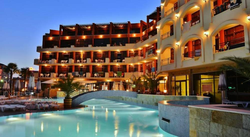 factory price authentic on sale Nobel Hotel, Sunny Beach, Bulgaria. Book Nobel Hotel online