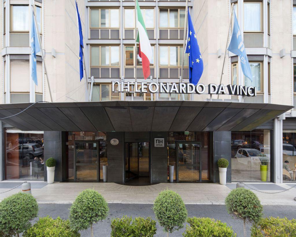 Holidays at NH Leonardo Da Vinci Hotel in Rome, Italy