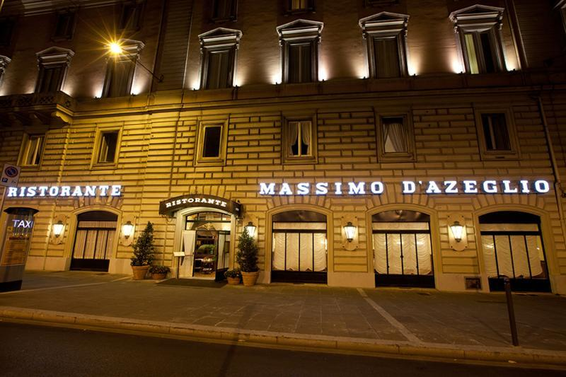 Holidays at Bettoja Massimo D'Azeglio Hotel in Rome, Italy