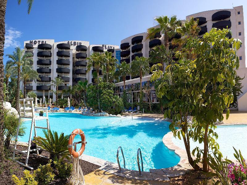 Albir Playa Hotel And Spa Reviews