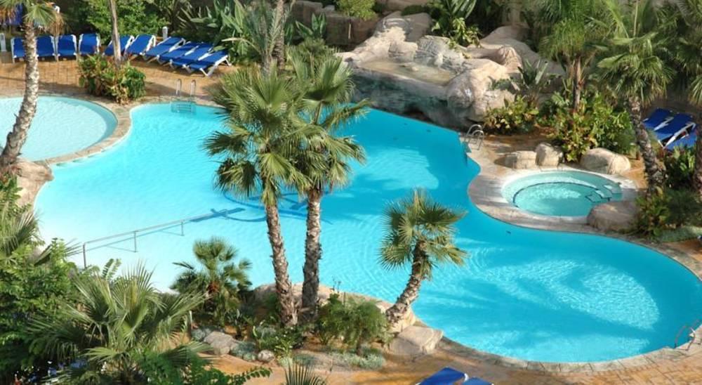 Holidays at Albir Playa Hotel and Spa in Albir, Costa Blanca