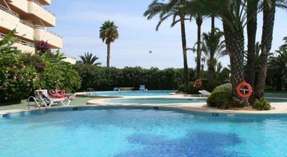 Holidays at Turmalina Apartments in Calpe, Costa Blanca