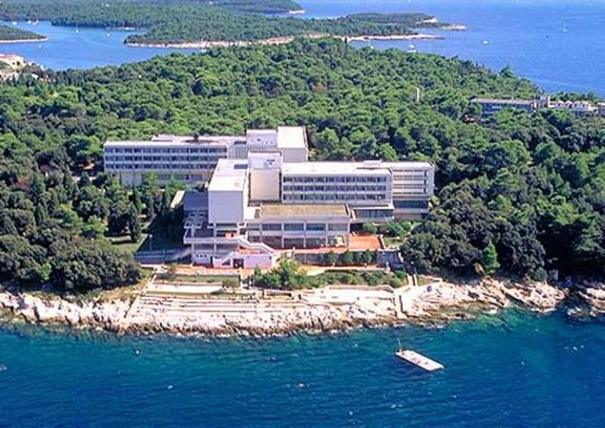 Holidays at Brioni Hotel in Pula, Croatia