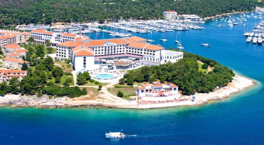 Holidays at Park Plaza Histria Hotel in Pula, Croatia