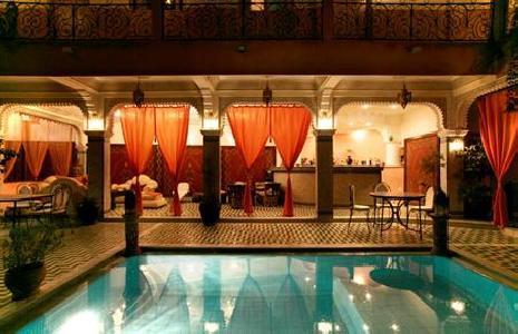 Riad Amssafah Hotel