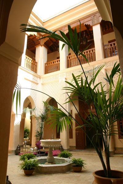 Holidays at Riad Kniza Hotel in Marrakech, Morocco
