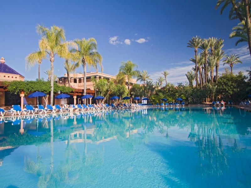 Maroc Agadir Hotel Club Riu Tikida Dunas