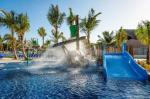 Water Slide at Memories Splash Punta Cana Resort