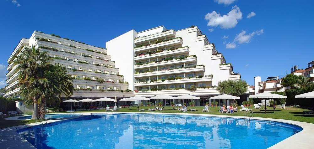 Holidays at Melia Sitges Hotel in Sitges, Costa Dorada