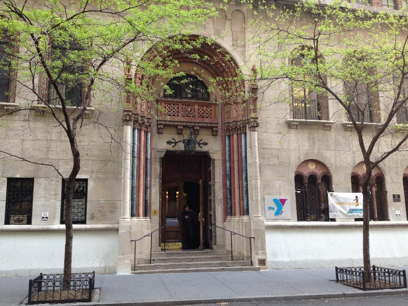 Holidays at YMCA West Side Hostel in New York, New York