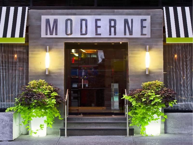 Holidays at Moderne Hotel in New York, New York