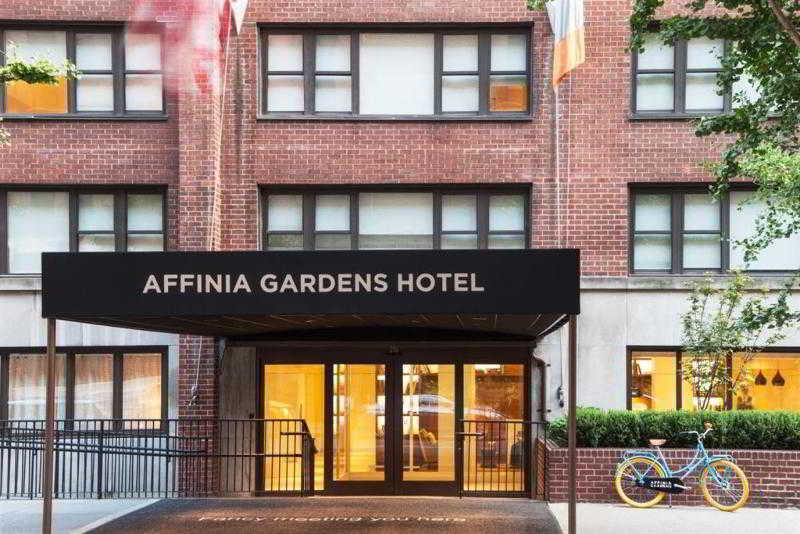 Holidays at Gardens NYC An Affinia Hotel in New York, New York