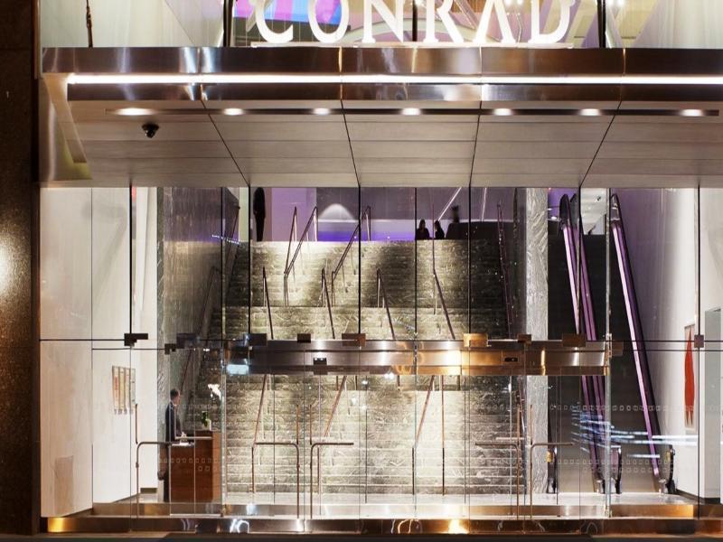 Holidays at Conrad New York Hotel in New York, New York