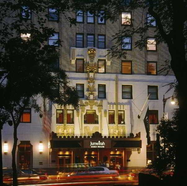 Holidays at JW Marriott Essex House Hotel in New York, New York
