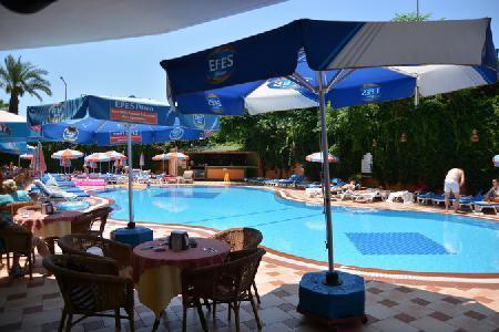 Holidays at Kleopatra Dreams Beach Hotel in Alanya, Antalya Region